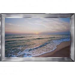 Beach Liquid Art Picture...