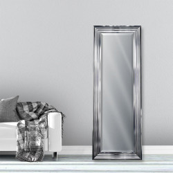 Chrome Framed Mirror 50cm x...