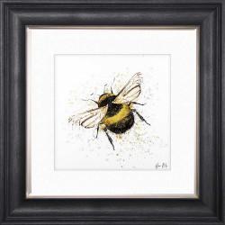 Bee Single 55cm x 55cm Grey...