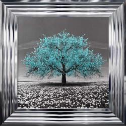 Cherry Tree Teal 55cm x...