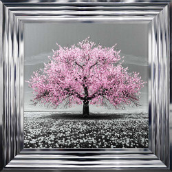 Cherry Tree Pink 55cm x...