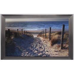 Beach Path Liquid Art...