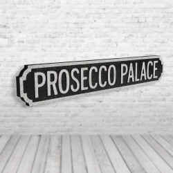 Prosecco Palace Silver on...